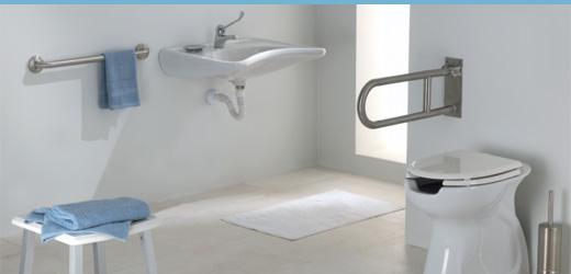 Bagnosicuro rendi sicuro il tuo bagno montascale milano freelymove - Accessori bagno disabili ...