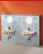 bagni per bambini milano